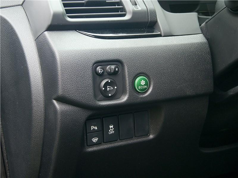 Honda Pilot 2019 кнопки