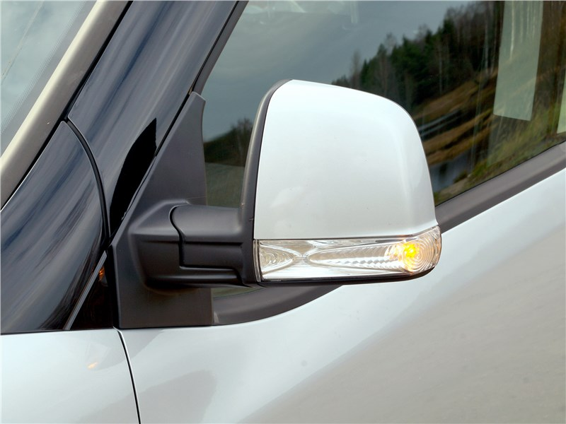 Fiat Doblo 2015 боковое зеркало