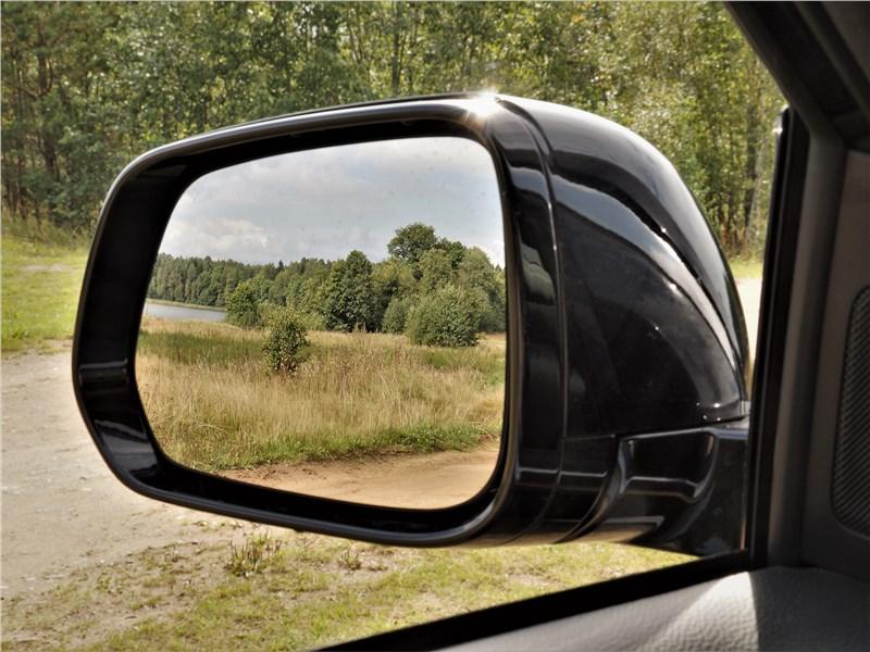 GAC GS8 2020 боковое зеркало