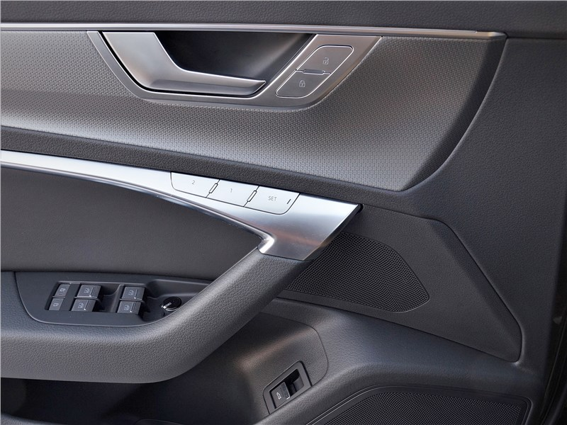 Audi A6 allroad quattro (2020) дверь