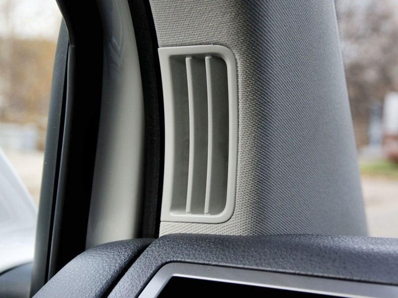 Volkswagen Caravelle воздуховод