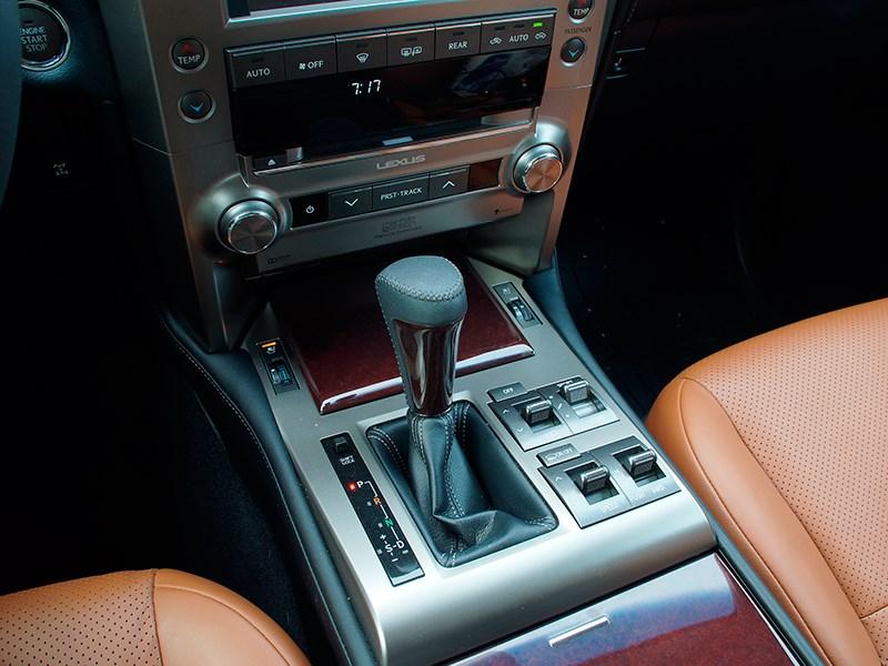 Lexus GX 460 2014 6АКПП