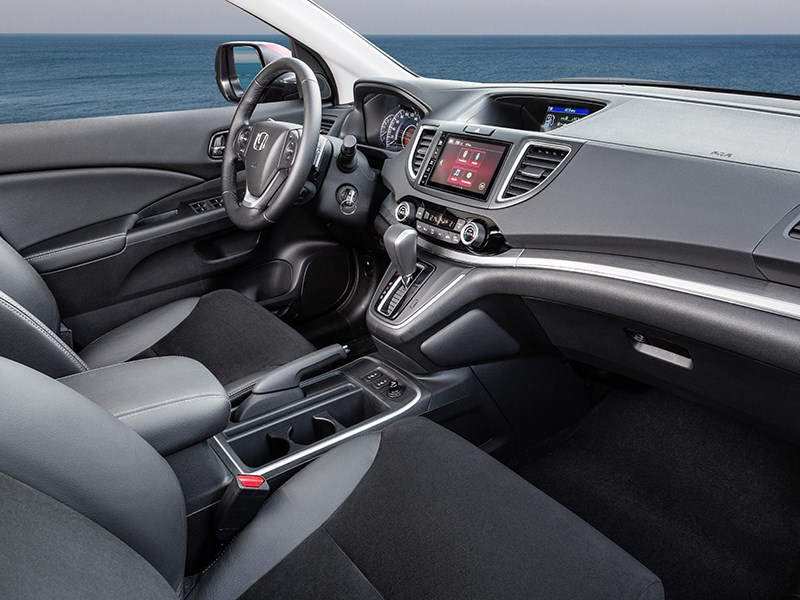 Honda CR-V 2015 салон