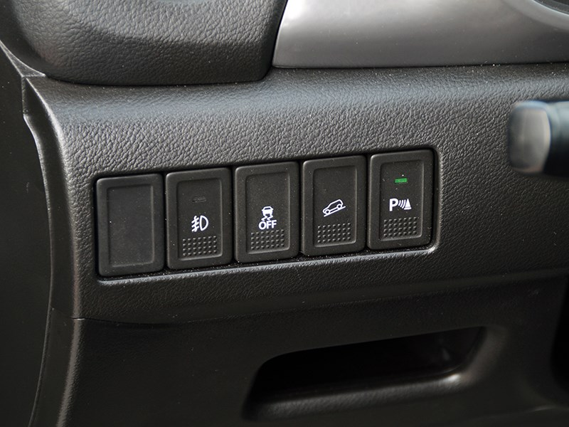 Suzuki Vitara 2015 функциональные кнопки