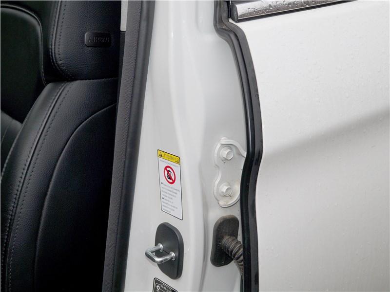 Haval H9 2014 задняя дверь