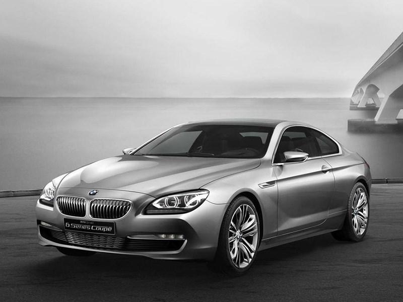 BMW прекратила производство купе 6-й серии