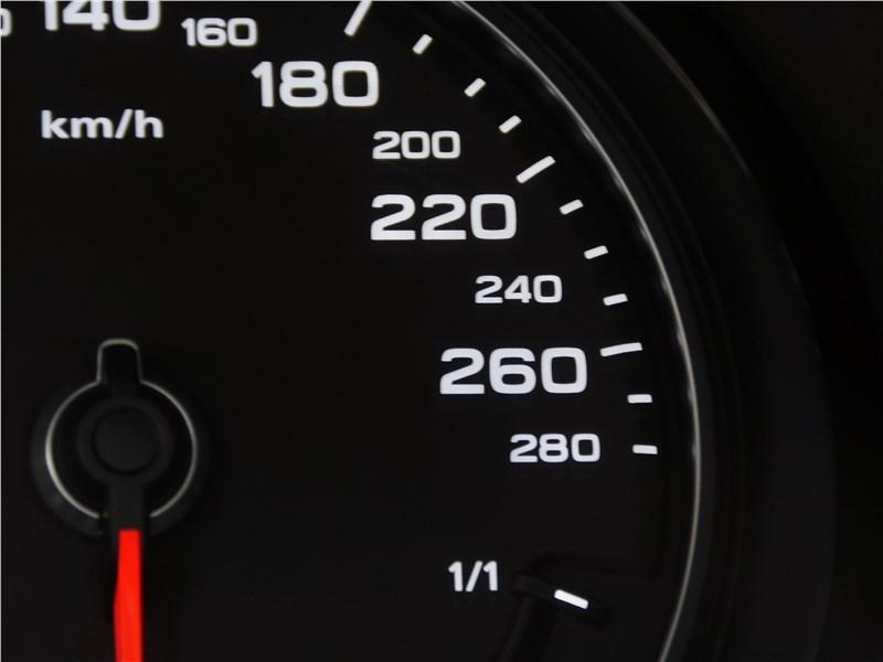 Audi A3 Sedan 2017 приборная панель