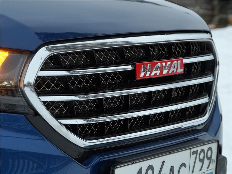 Haval H6 Coupe 2017 решетка радиатора