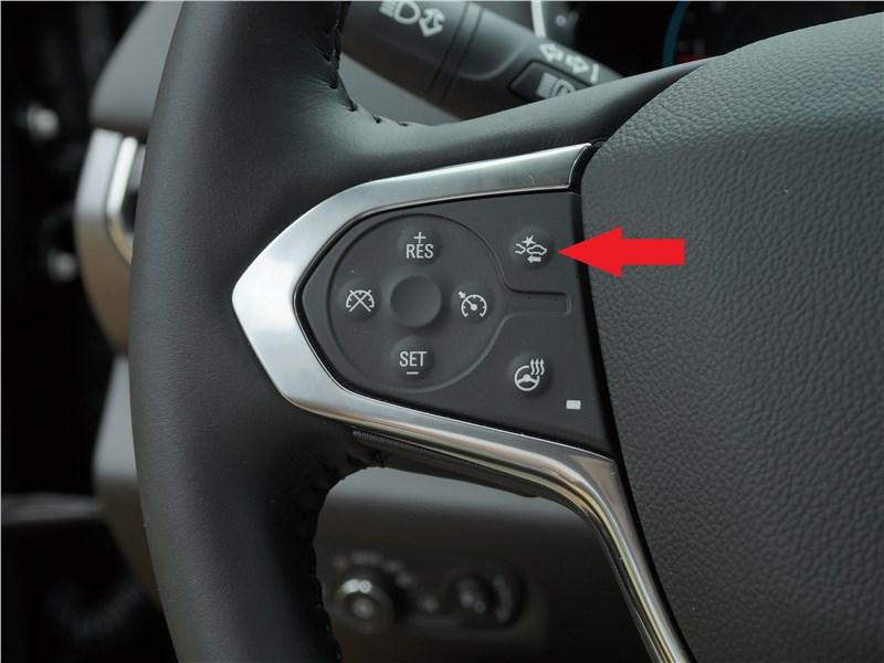 Chevrolet Traverse 2018 руль