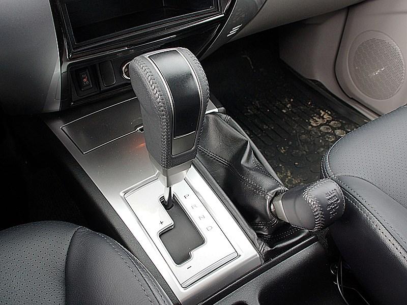 Mitsubishi Pajero Sport 2013 АКПП