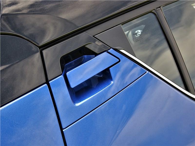 Toyota C-HR 2020 ручка двери