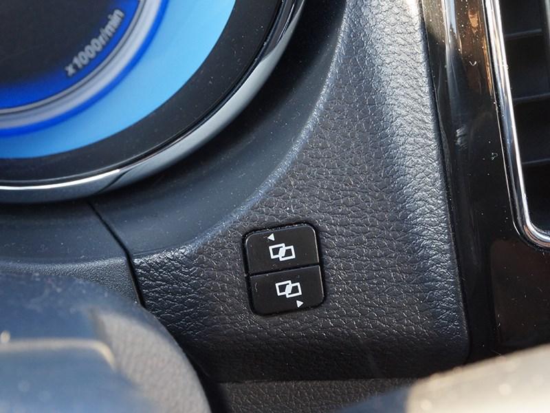 Chery Bonus 3 2014 кнопки управления борткмпьютером