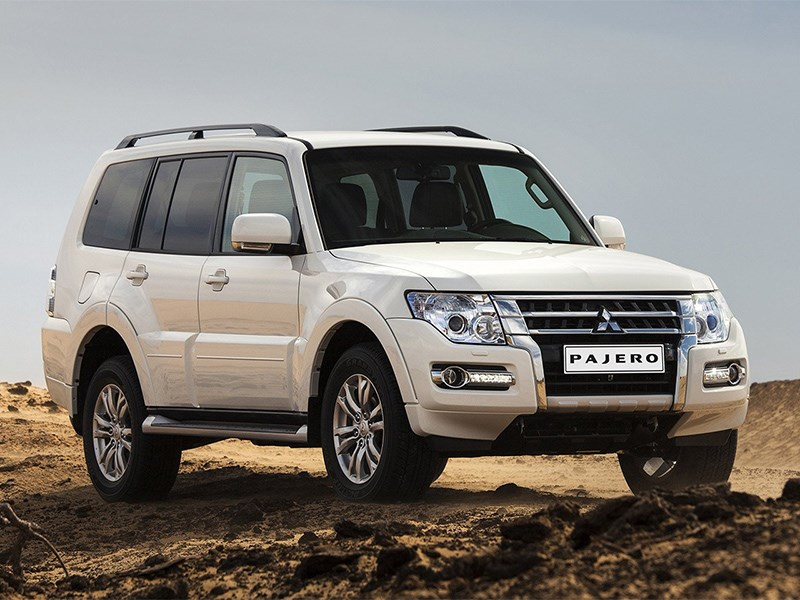 Mitsubishi Pajero вернулся на российский рынок
