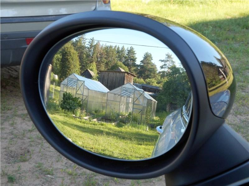 MINI Countryman D 2017 боковое зеркало