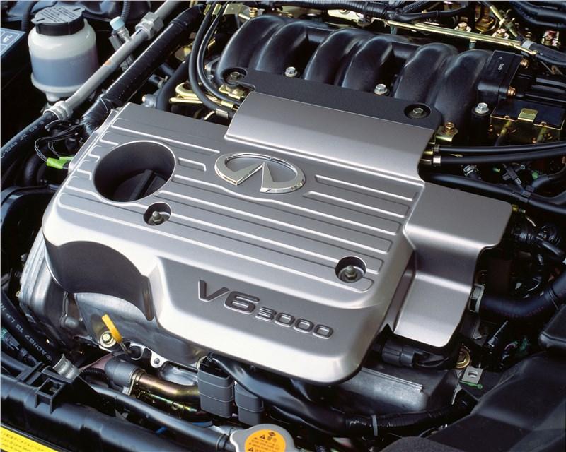 Infiniti I30 2001 оснащалась трехлитровым двигателем V6