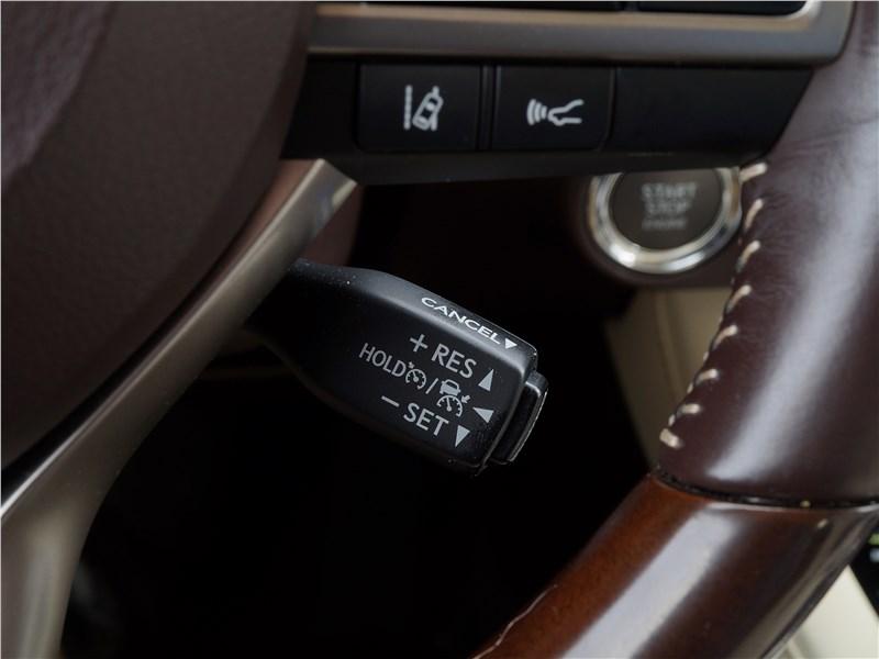 Lexus RX 350L 2018 рычажок управления круиз-контролем