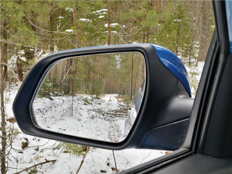 Hyundai Creta 2016 боковое зеркало