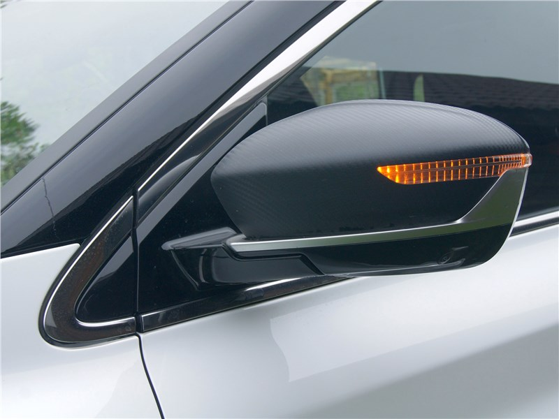 Geely Coolray 2020 боковое зеркало