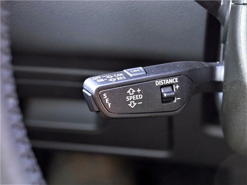 Audi A6 allroad quattro (2020) руль