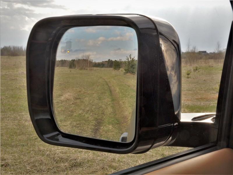Land Rover Defender 90 (2020) боковое зеркало