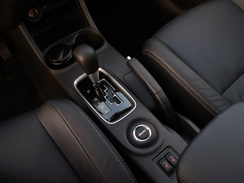 Mitsubishi Outlander 2013 6АКПП