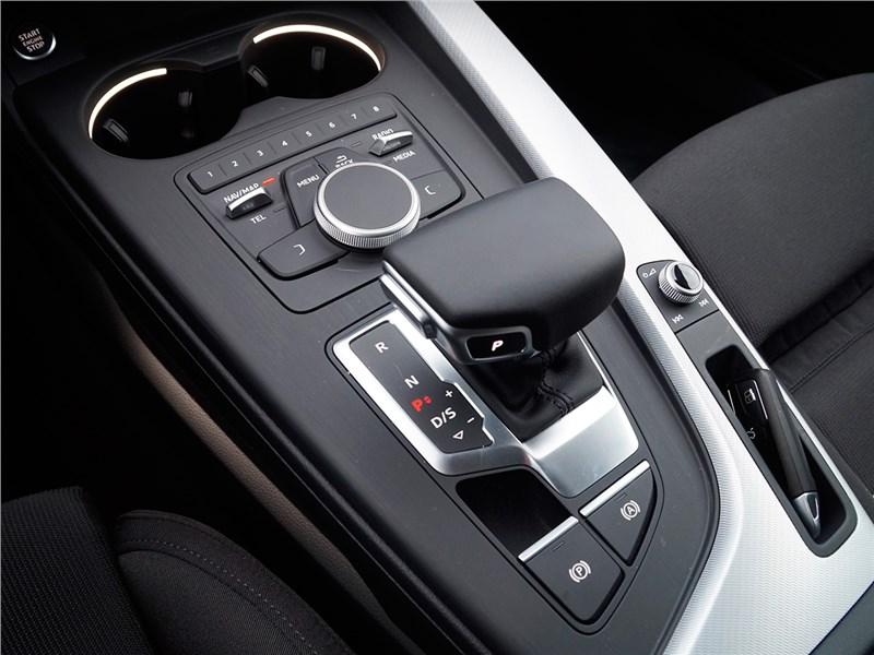 Audi A4 2016 селектор АМКПП