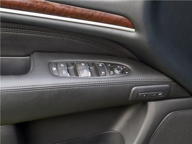 Infiniti QX60 2016 кнопки памяти настроек водительского сиденья