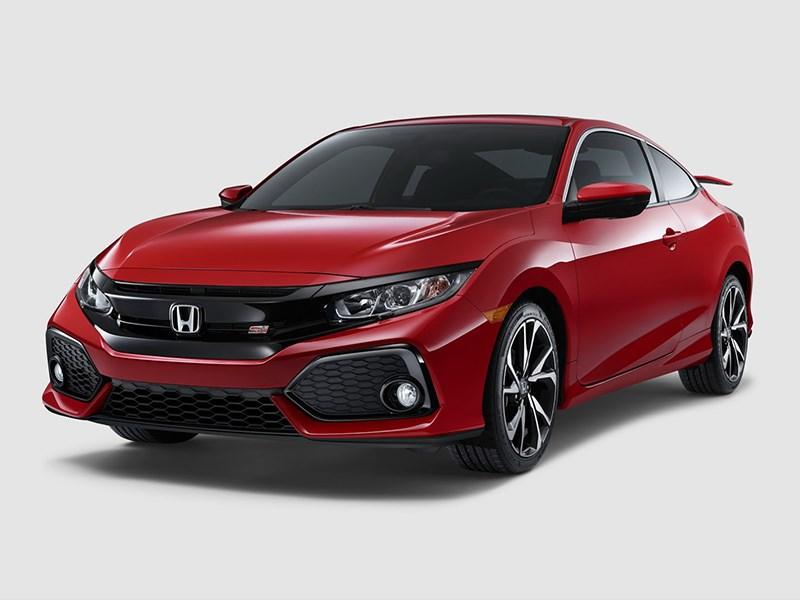 Honda Civic получила мощную версию