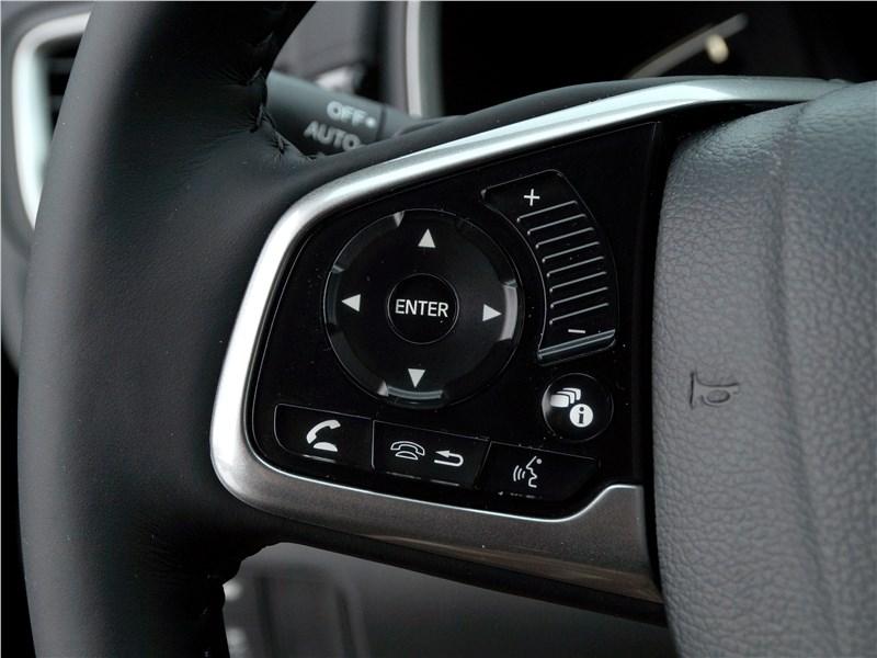 Honda CR-V 2017 руль