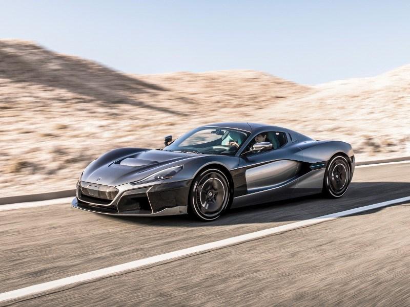 Rimac возьмет под контроль Bugatti?