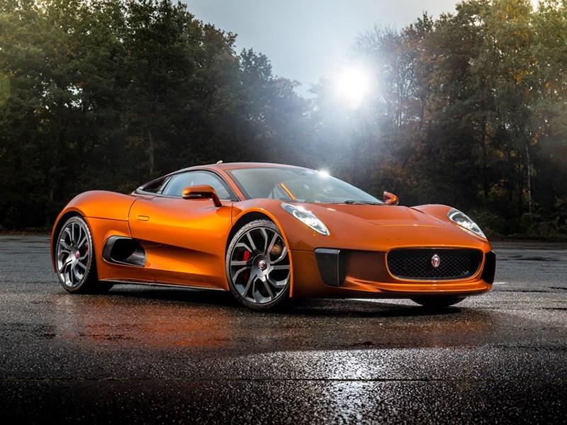 Jaguar может создать электрический гиперкар