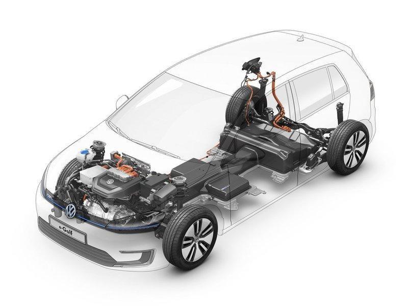 Фольксваген представит новый электромобиль осенью