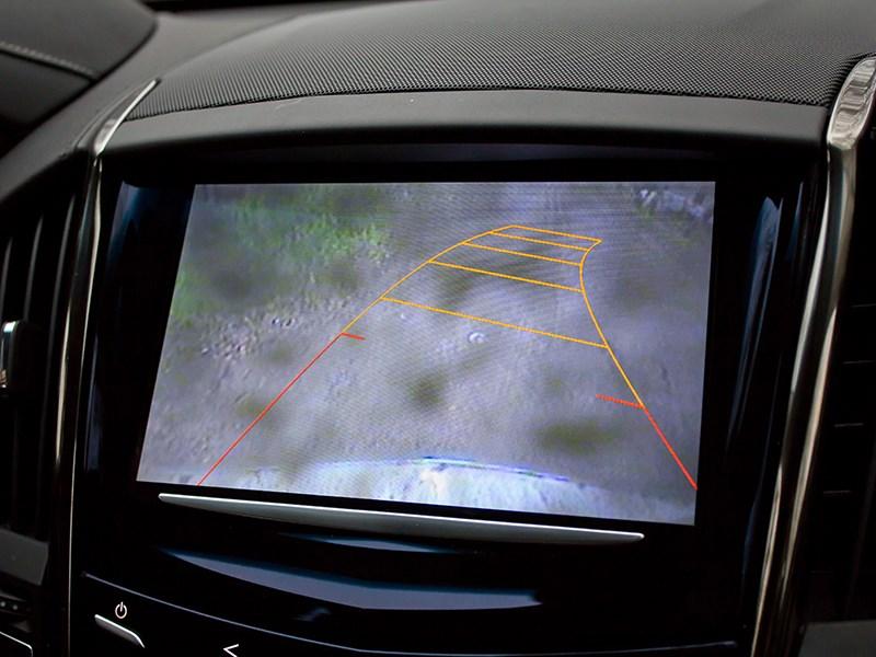 Cadillac ATS 2012 монитор 3