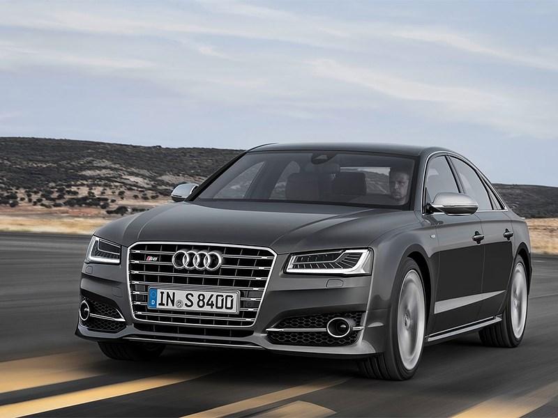 Audi выпустила на рынок «заряженную» версию топового седана