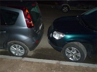 Жители центра Москвы смогут получить бесплатное разрешение на парковку около дома ночью