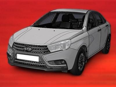 Появилась новая информация о новом седане Lada Priora