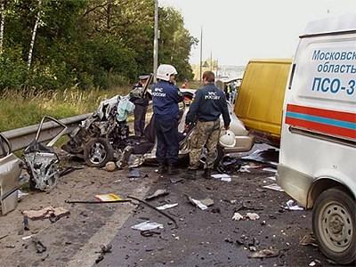 В России стало меньше крупных аварий