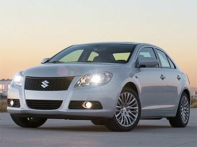 Suzuki Kizashi покидает российский рынок из-за низкого спроса