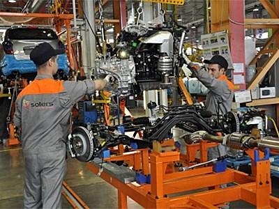 На предприятии «Соллерс-Дальний Восток» нет мест для уволенных сотрудников «АвтоВАЗа»