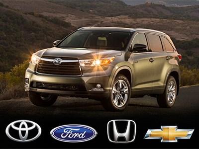 Журнал Consumer Reports опубликовал традиционный рейтинг автомобилей
