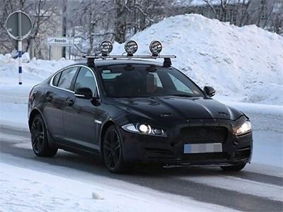 Представительский седан Jaguar XS дебютирует этим летом