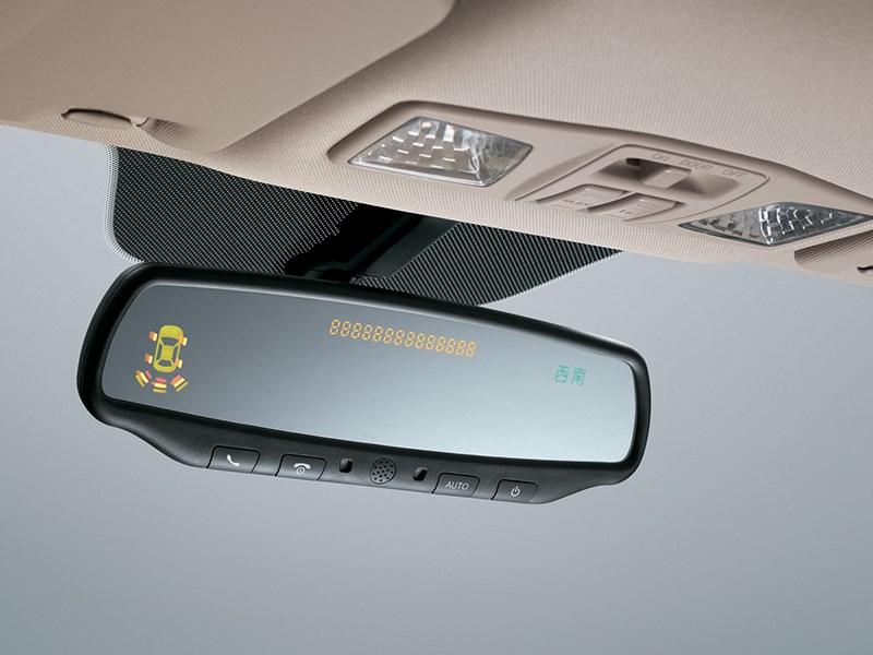 FAW Besturn B50 2012 салонное зеркало
