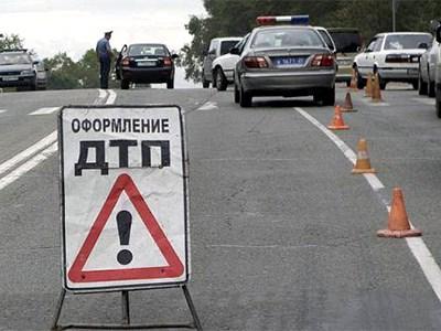 Количество аварий на российских дорогах выросло на 3,2%