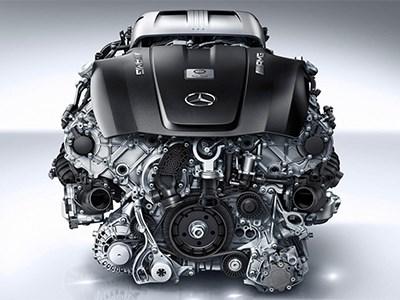Mercedes-Benz рассказал о новом силовом агрегате для суперкара Mercedes-Benz AMG GT