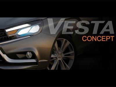 Новая Lada Vesta будет стоить дороже, чем Lada Priora