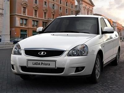 В Тольятти началось предсерийное производство Lada Priora с роботизированной коробкой передач