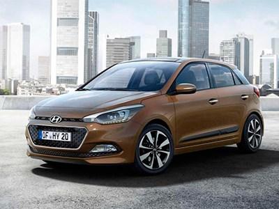 Hyundai опубликовал первые подробности о новом поколении хэтчбека i20