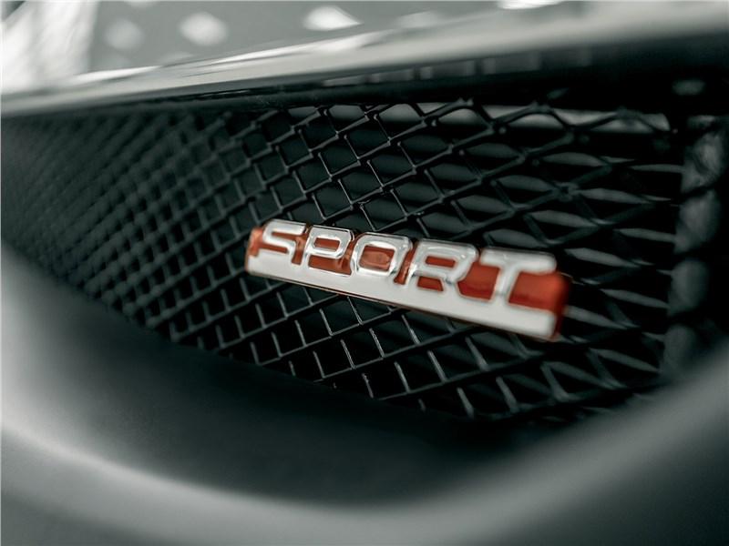 Lada Granta Sport 2017 радиатор