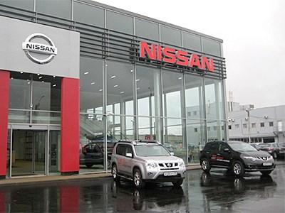 Nissan планирует наращивать свою долю продаж на российском рынке