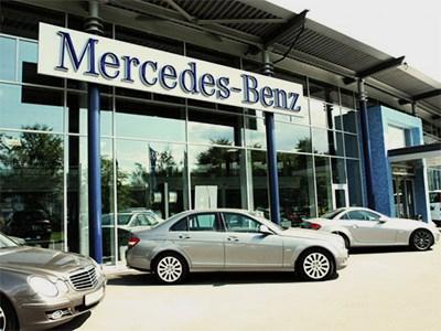 Daimler повышает стоимость своих автомобилей для российского рынка